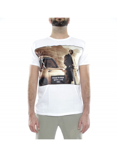 Bastille - 007 T-shirt uomo...
