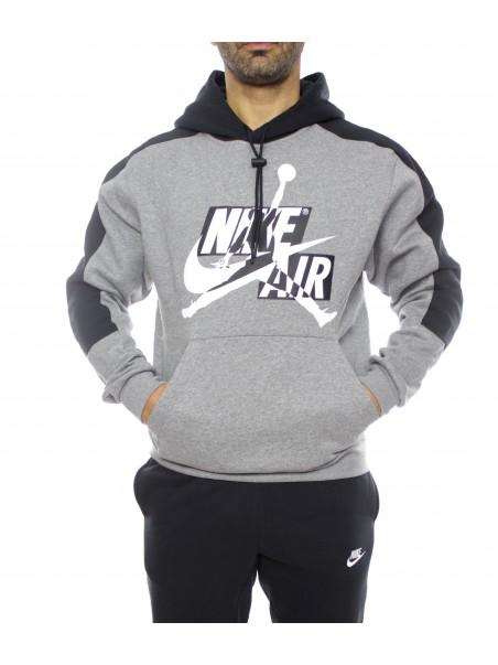 Nike - CK6737 Felpa Grey