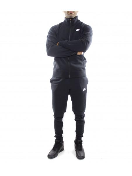 Nike - BV3017 Tuta Nero/bianco