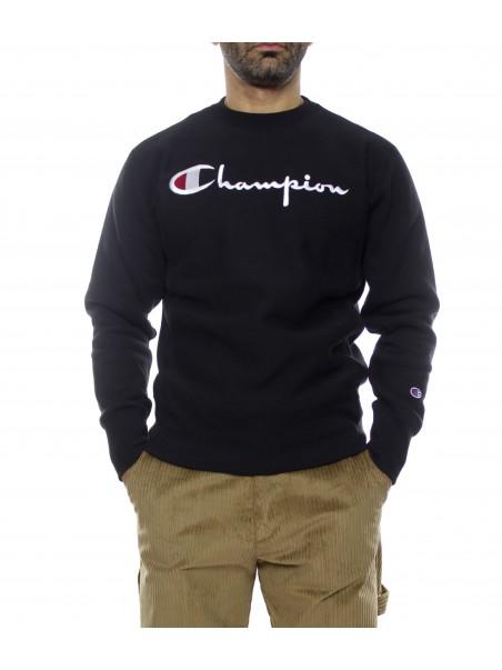Champion - 215211 Felpa Black