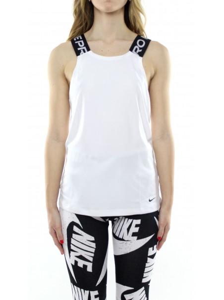 Nike - CJ4089 Canotta Bianco