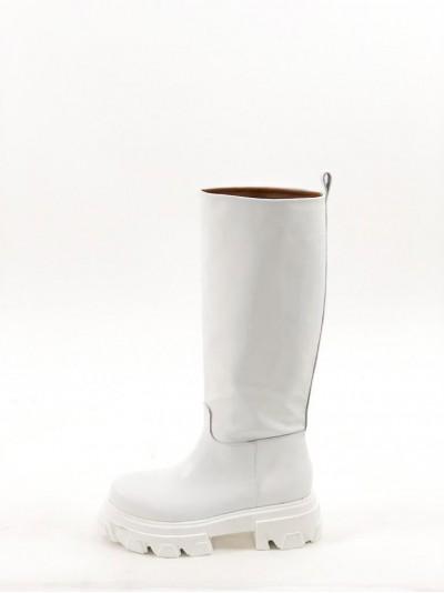 Brown thomas - 8030 FONDO ROCCIA Stivale Bianco