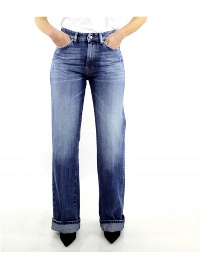 Vicolo - DH0044 Pantalone Blue