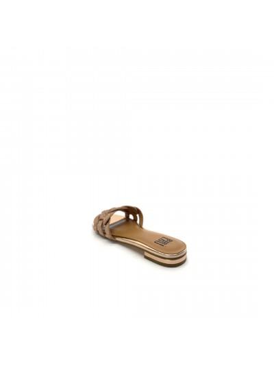 Bibi lou - 868Z00HG Ciabatta Brillos/nude