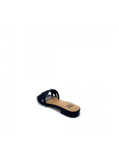 Bibi lou - 868Z00HG Ciabatta Brillos/negro