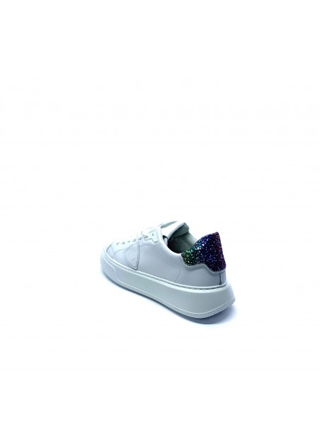 Philippe model - BT LD VG01 Sneakers Bianco/bluette