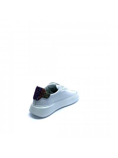 Philippe model - BT LD VG01 Sneakers Bianco/bluette