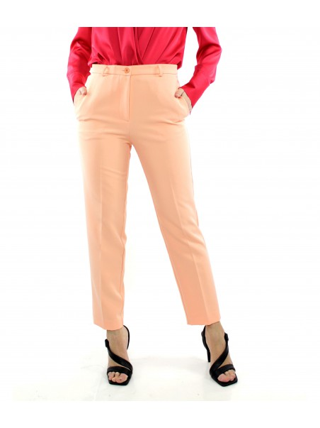 Vicolo - TH0007 Pantalone Rosa