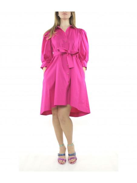 Eight by access fashion - 3078-101 Abito Fuxia