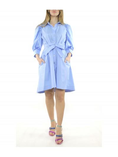 Eight by access fashion - 3078-101 Abito Celeste