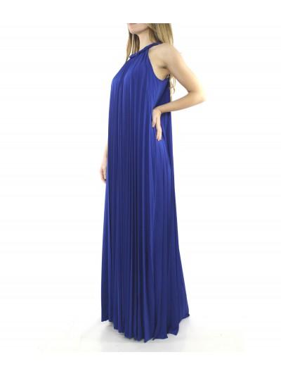Eight by access fashion - 3608-372 Abito Blu royal