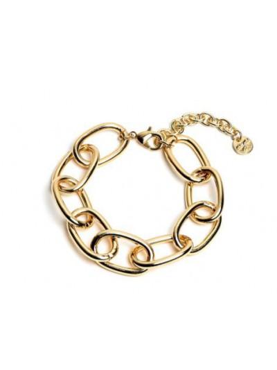 Mya accessories - N10180 OVALE Bracciale Oro
