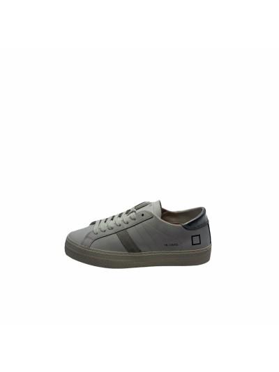 D.a.t.e. - W321-HL-VC-WS Sneakers White/silver