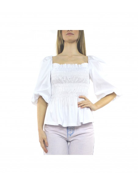 Eight by access fashion - 2055-113 Blusa Bianco
