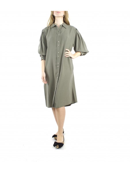 Eight by access fashion - 7006-114 Camicia Verde
