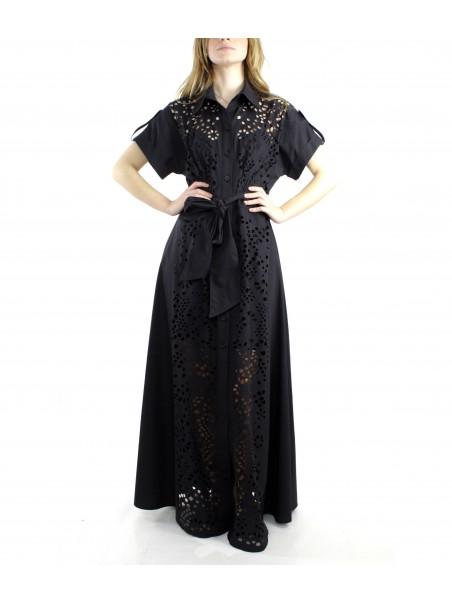 Eight by access fashion - 3512-753 Abito Nero