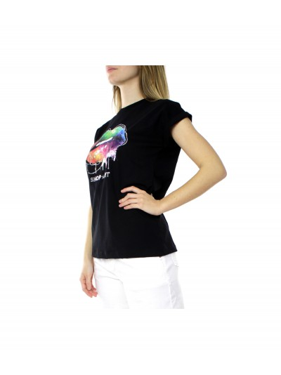 Shop art - 21ESH60972 T-shirt Nero