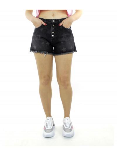 Vicolo - DH0071 Shorts Black