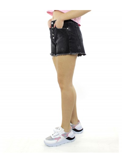 Vicolo - DH0071 Shorts Black