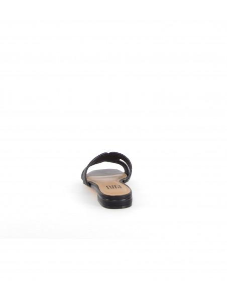Bibi lou - 838Z00HG Ciabatta Brillos/negro