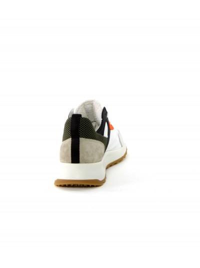 Philippe model - RL LU WP07 Sneakers Bianco/arancio