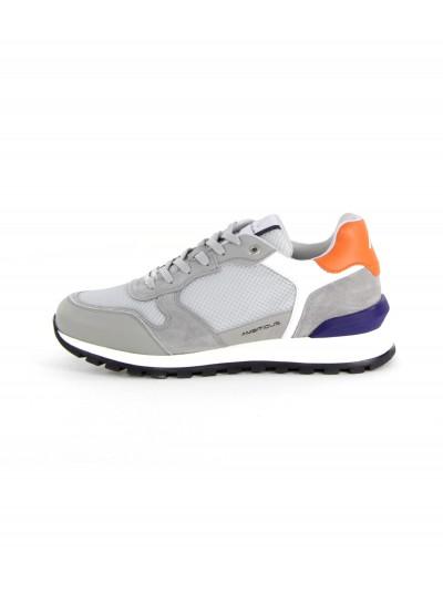 Ambitious - 11539-3494AM Sneakers Grey/orange