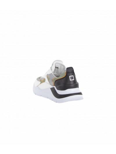 D.a.t.e. - M341-FG-FH-AR Sneakers Army