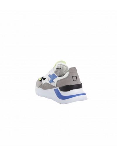 D.a.t.e. - M321-FG-NK-GY Sneakers Gray