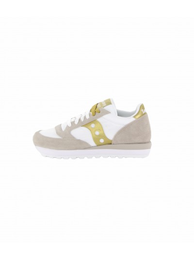 Saucony - 1044/611 JAZZ Sneakers White/gold