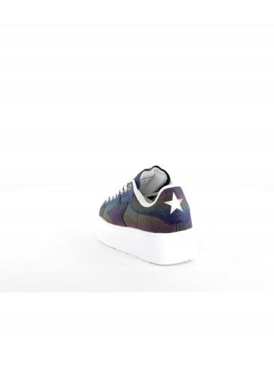 Shop art - SA050113 Sneakers Multicolor/silver