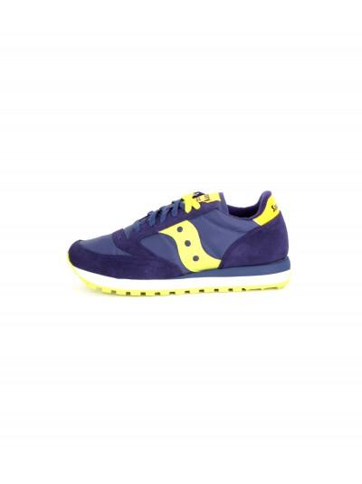 Saucony - 2044/604 JAZZ Sneakers Navy/yellow
