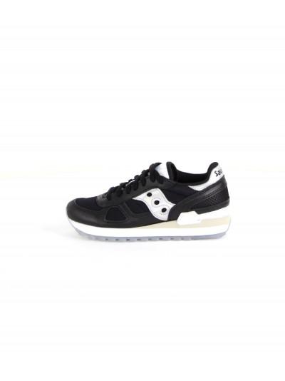 Saucony - 60565/1 SHADOW Sneakers Black/iridescent