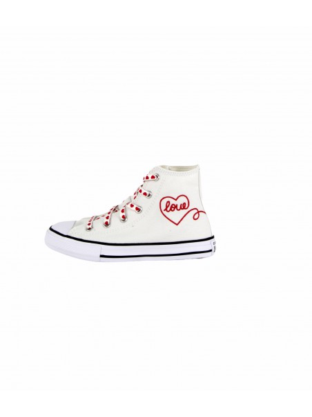 Converse junior - 671125C CHUCK TAYLOR Sneakers junior White/university