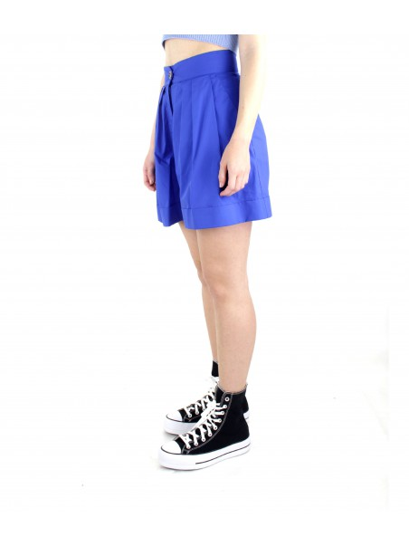 Solotre - M11088 Shorts Blu