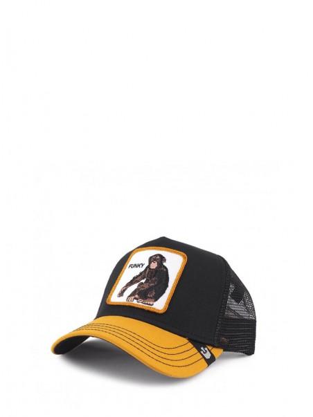 Goorin bros - 0510 FUNKY Cappello unisex Black