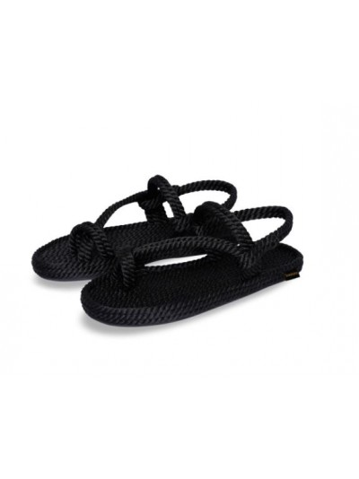 Bohonomad - BO.0009 Sandalo Black