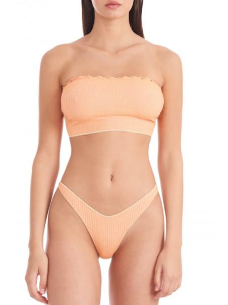 Bikini lovers - KAMILA BIKINI Bikini fascia Albicocca