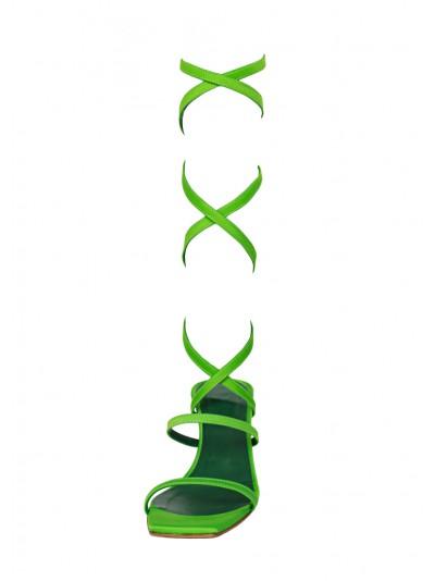 Sandalo lace-up Mc2020...