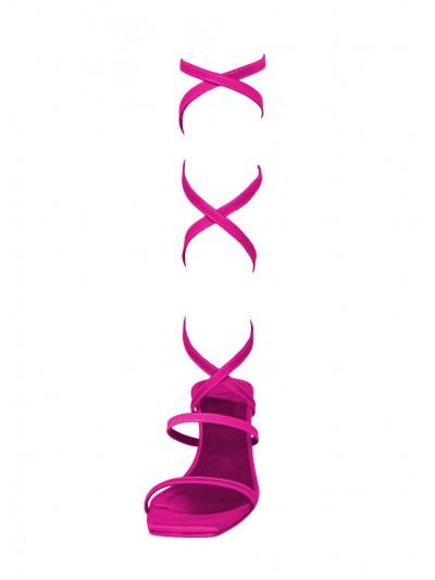 Sandalo lace-up Mc2020 Pink...