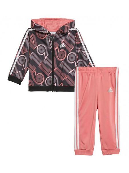 Adidas - GM8955 Tuta junior...