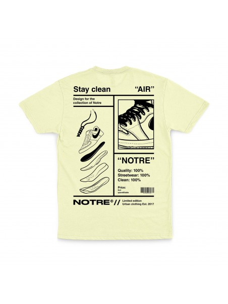 Notre - NT011 STAY CLEAN...